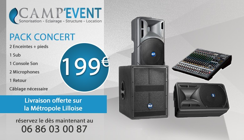 Pack Concert
